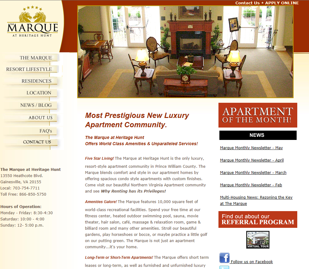 apartment-rental-web-design