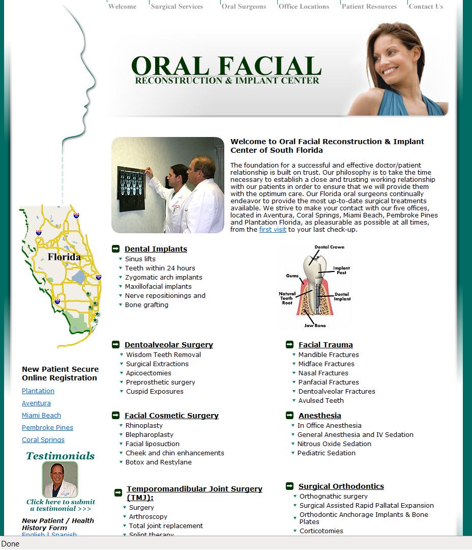 dentist-web-design-maryland