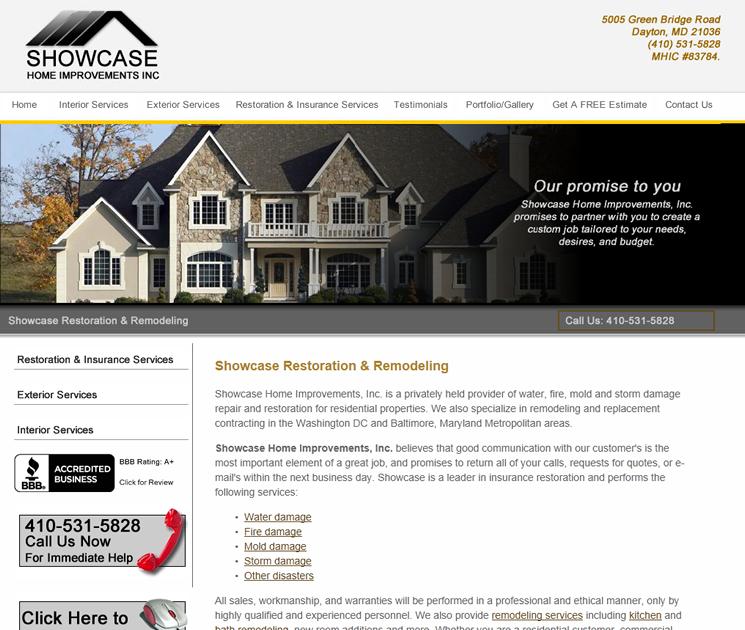 web-design-home-improvements