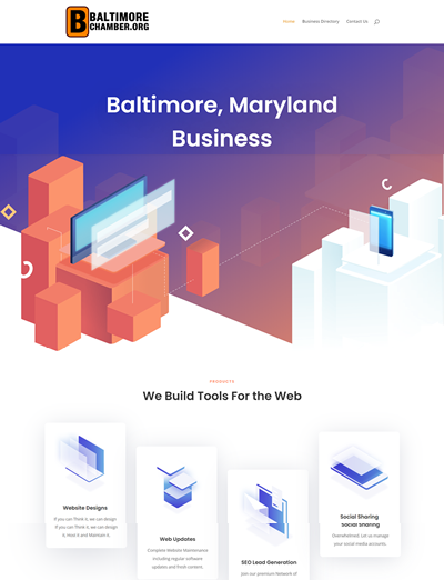 non-profit-web-design-baltimore
